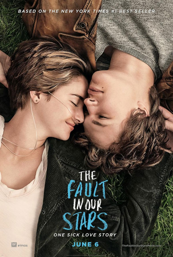 Fault in Our Stars Poster The Fault in Our Stars Movie Review
