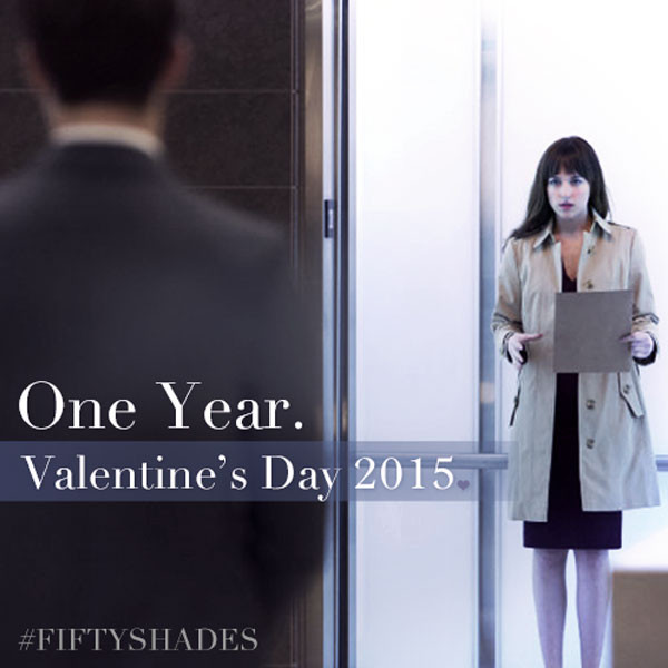 Fifty Shades of Grey Anastasia New Image from Fifty Shades of Grey Shows Anastasia Meeting Christian Grey