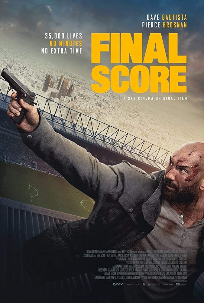 'Final Score' Official Trailer