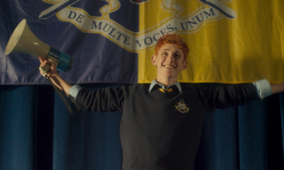 Fionn O'Shea in Handsome Devil