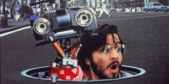 Fisher Stevens Claims He May Reprise Role in Short Circuit Remak Fisher Stevens Claims He May Reprise Role in Short Circuit Remake