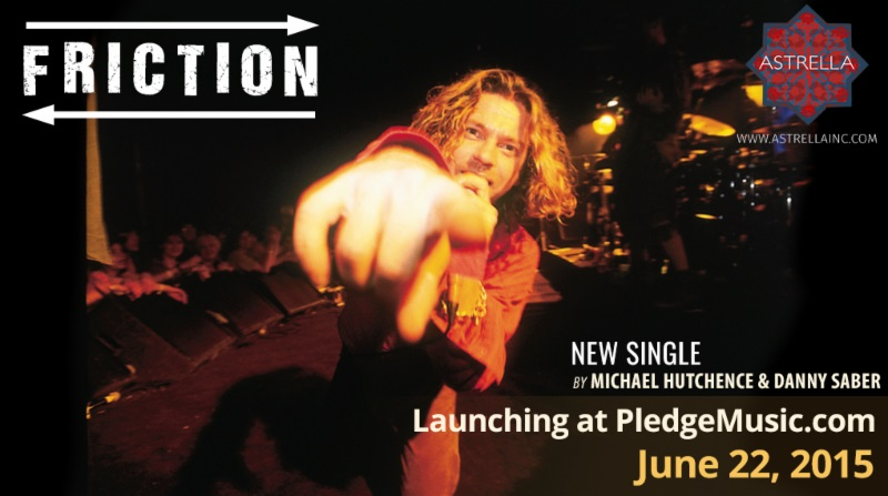 Friction-Michael Hutchence-INXS