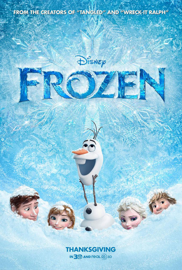 Frozen Poster Frozen Movie Review