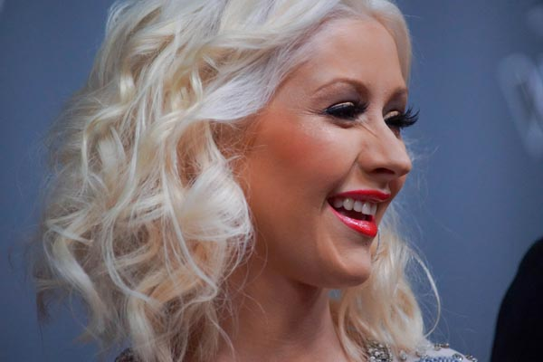 GHR 000561 Christina Aguilera is pregnant again, according to reports