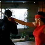 GI Joe Retaliation Babe Sword Fight 150x150 Woah, An Action Packed Trailer for The Expendables 2