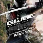 GI Joe Retaliation Snake Eyes Poster 150x150 Wicked New Poster for G.I. Joe Retaliation 3D