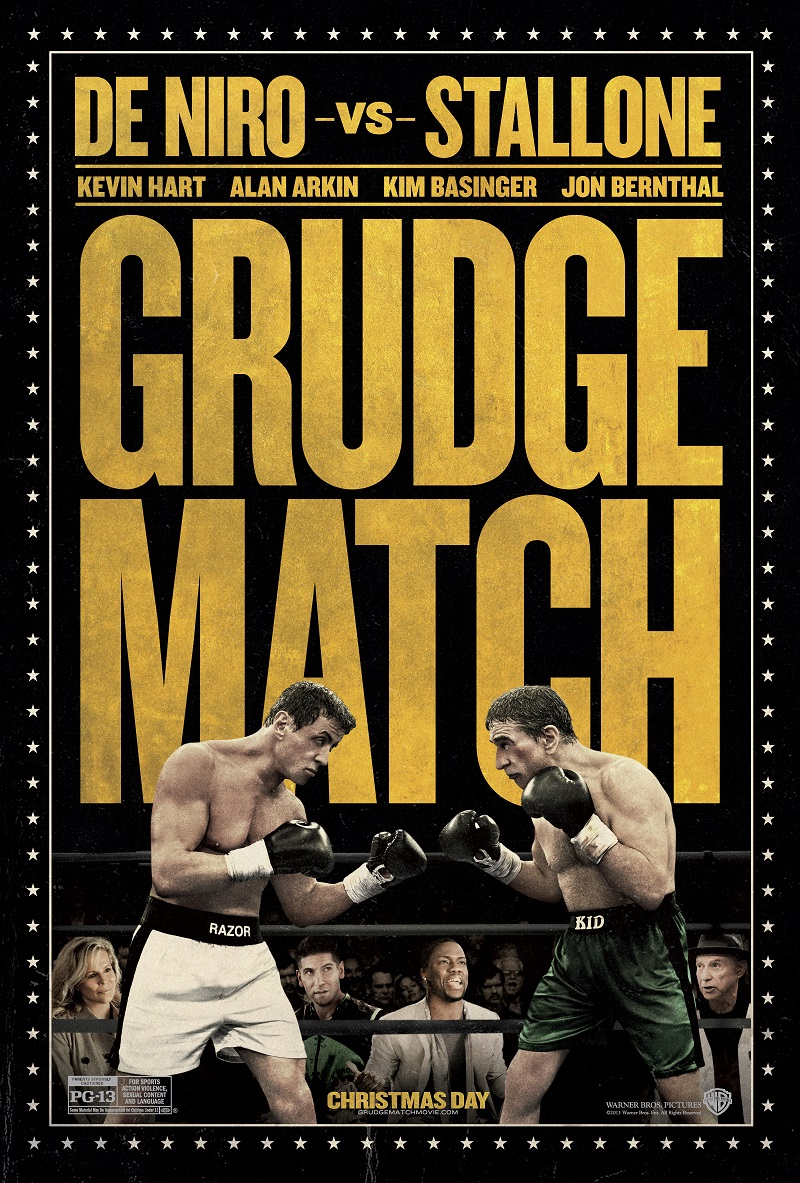 GMTeaserPosterLR Kevin Harts Dante Slate, Jr. Featured in New Grudge Match Featurette
