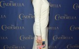 Lily James Promotes Cinderella in Toronto
