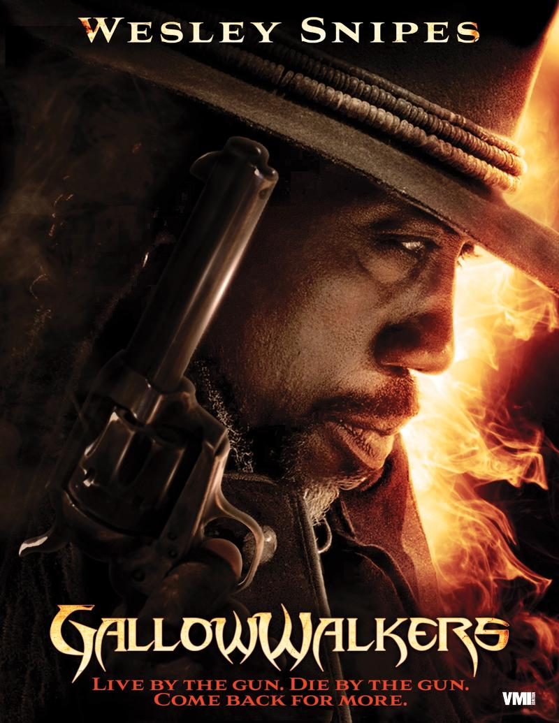Gallowwalkers Wesley Snipes Fights The Undead In Gallowwalkers