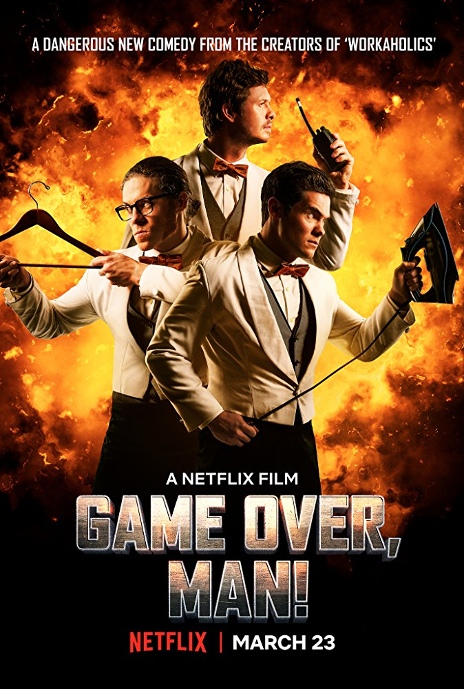 Game Over, Man! Official Trailer