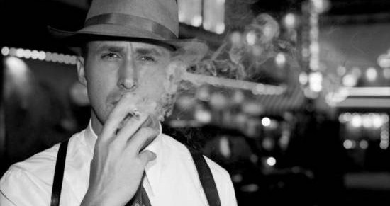 Gangster Squad Black And White Photos New Extended Trailer for Gangster Squad