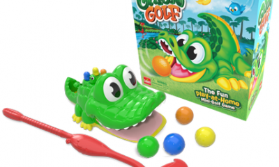 Gator Golf Contents
