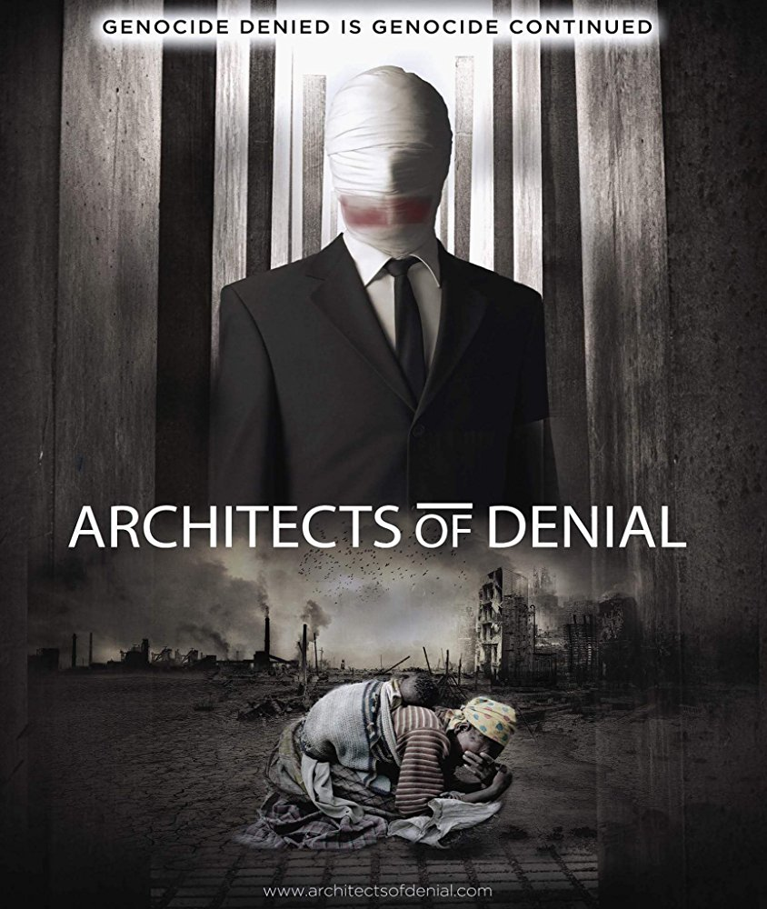 George Clooney's Documentary Architects of Denial Poster
