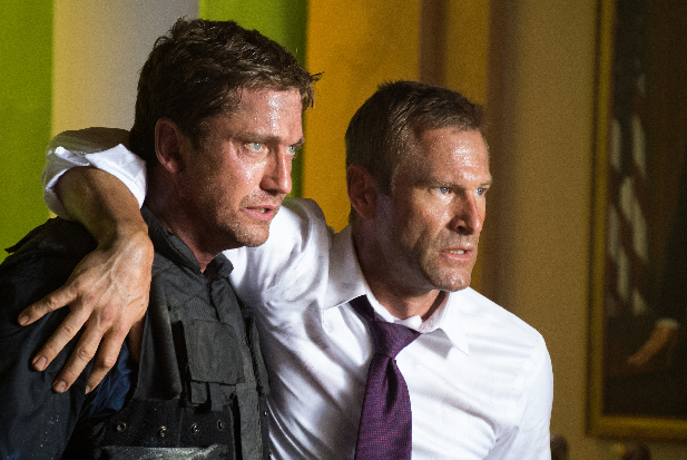 Gerard Butler and Aaron Eckhart Lead Returning Cast as London Has Fallen Begins Filming