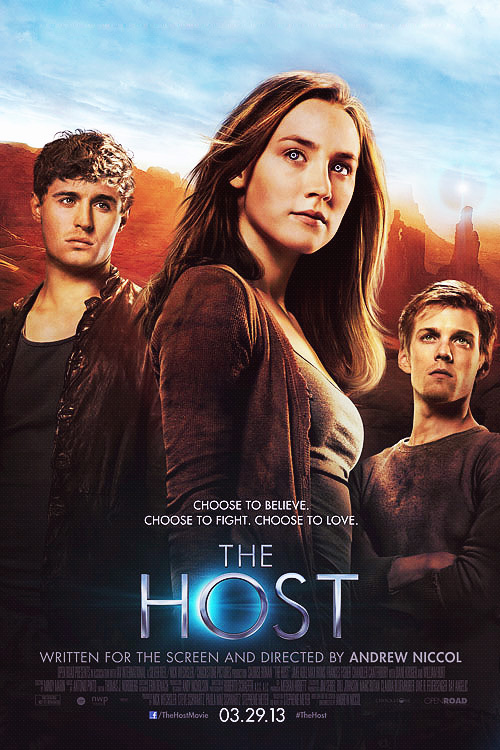 Get a Look Inside Stephenie Meyer's The Host with Google Hangout