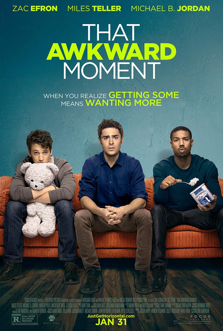 Get to Know That Awkward Moment with New Character Featurettes Get to Know That Awkward Moment with New Character Featurettes