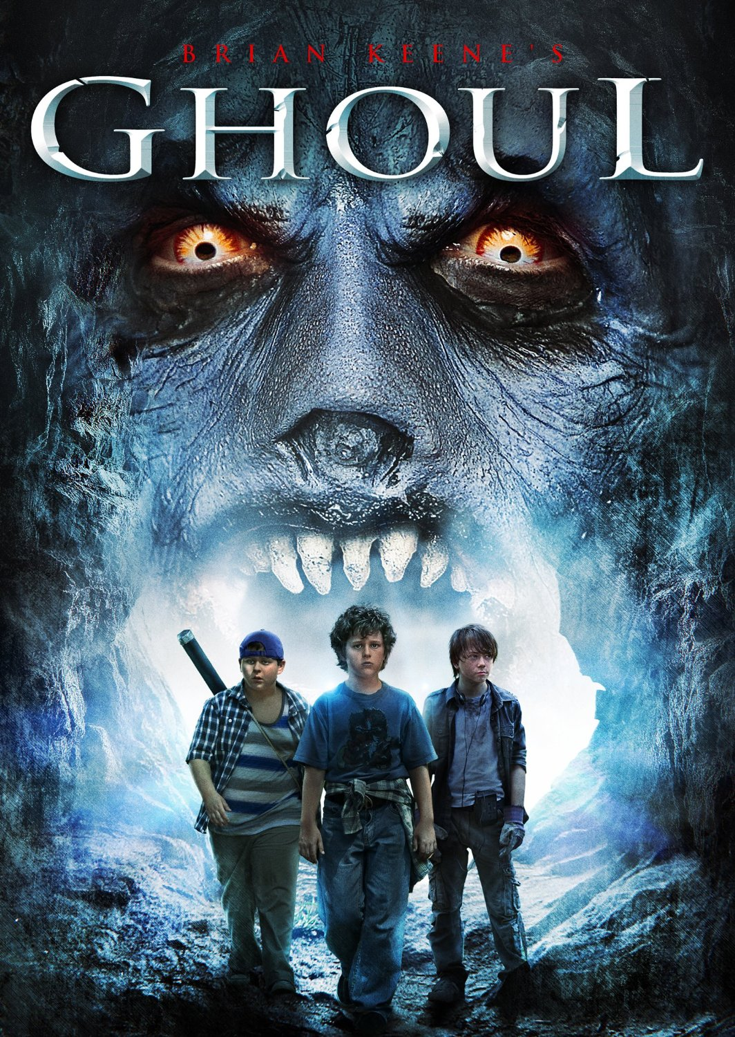 Ghoul DVD Review Ghoul DVD Review
