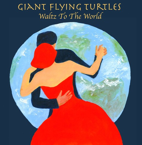 Giant Flying Turtles' Waltz to the World