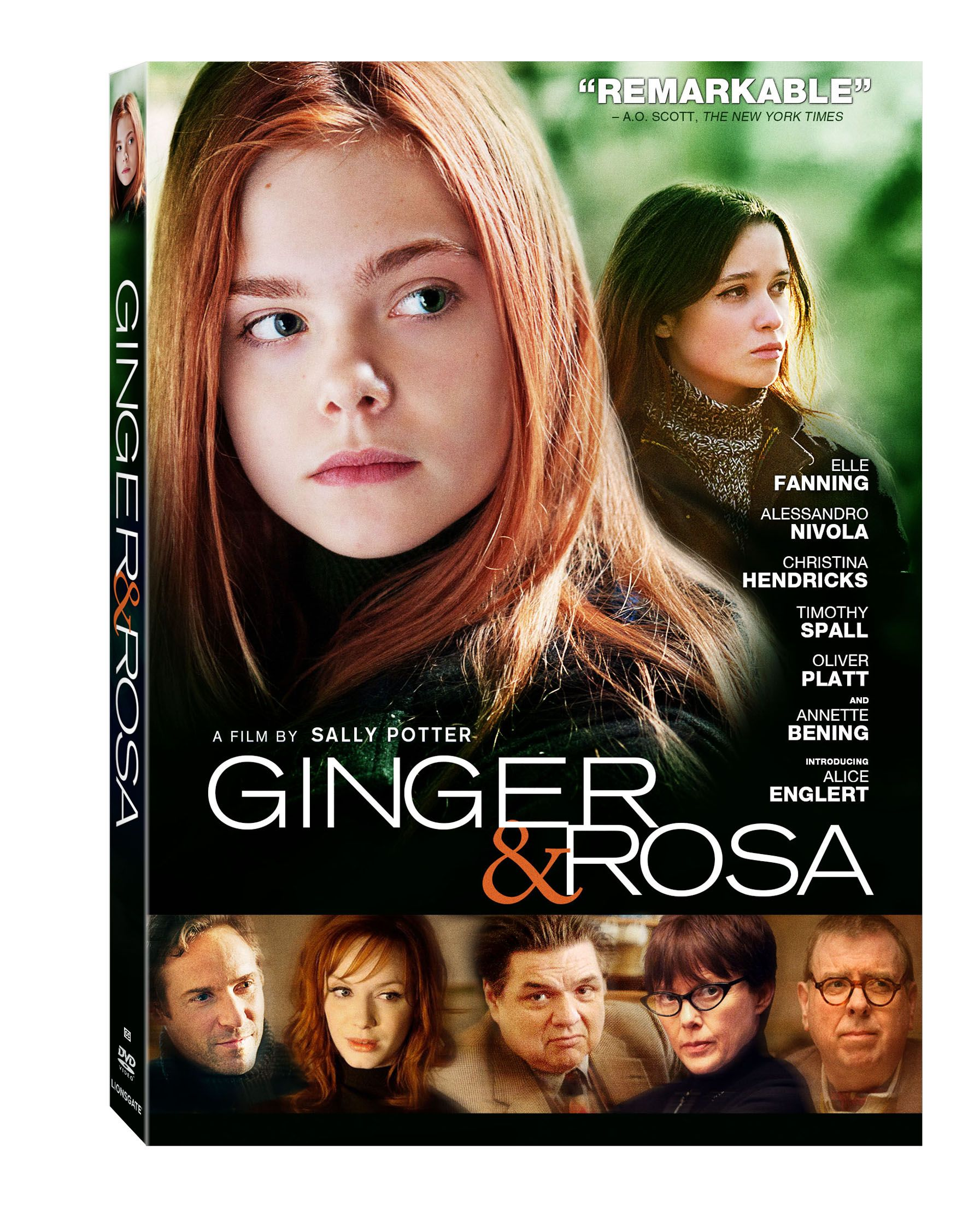 Ginger Rosa 3Dskew Ocard Check Out Deleted Scene From Ginger & Rosa, Coming to DVD July 23