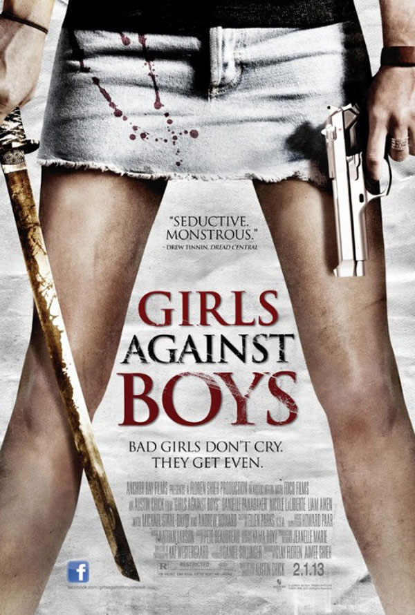 Girls Against Boys Poster Girls Against Boys Movie Review