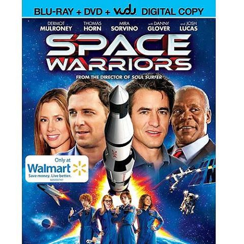 Giveaway: Win a Space Warriors Blu-ray Combo Pack From Shockya
