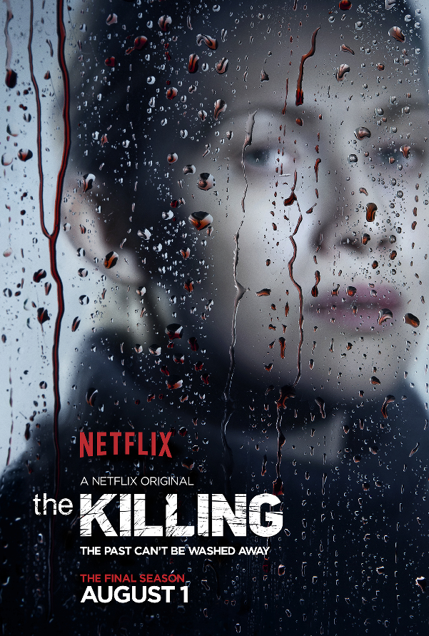 Go Behind The Killing with New Season 4 Linden Character Poster Go Behind The Killing with New Season 4 Character Posters