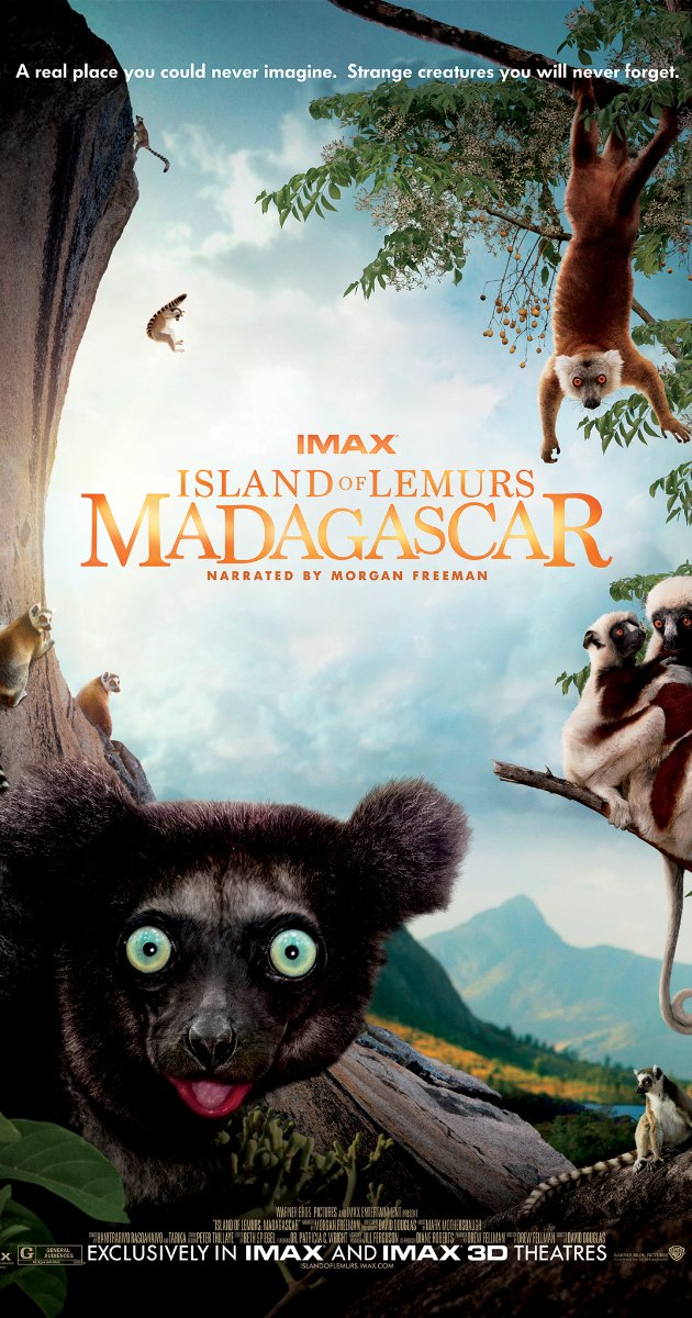 Go Inside the Island of Lemurs Madagascar with a New Featurette Go Inside the Island of Lemurs: Madagascar with a New Featurette