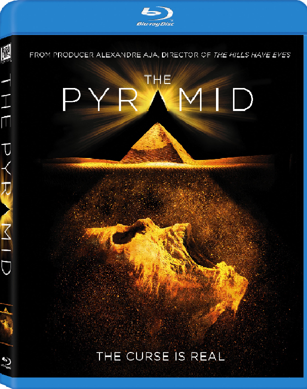 Go On a Terrifying Journey Into The Pyramid with Exlusive Home Release Clip