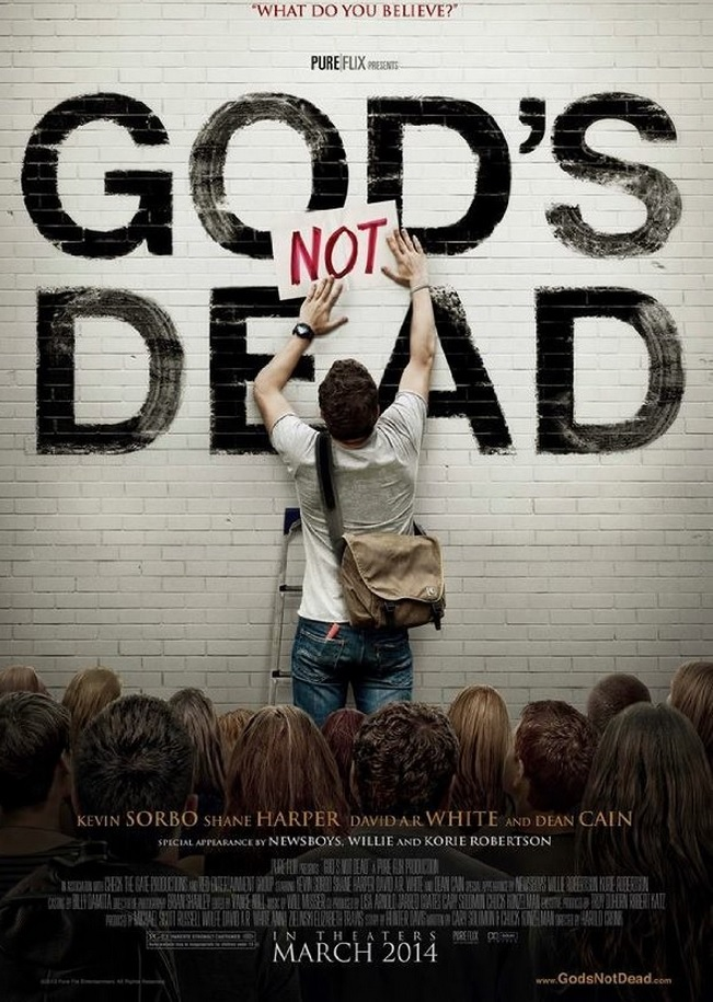 Gods Not Dead Schindlers List Producer Pens Open Letter About Hollywoods Depravity