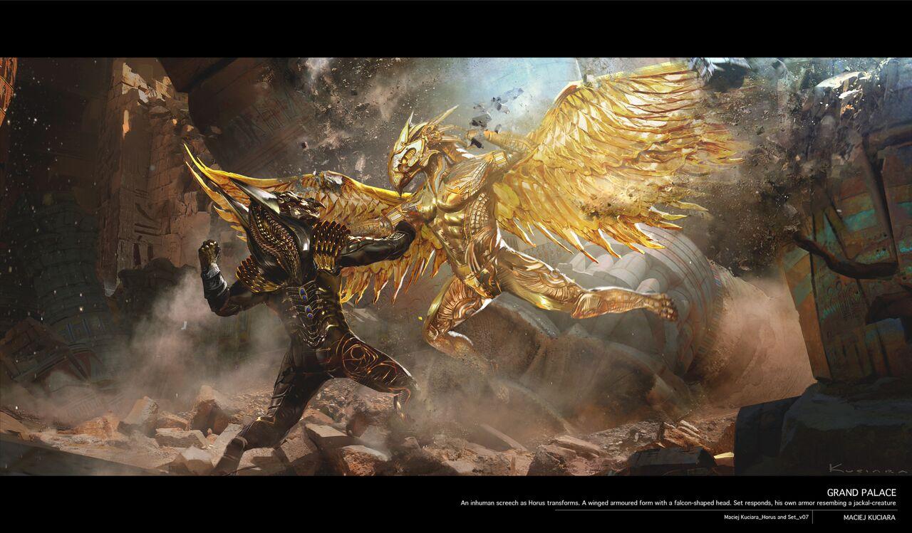 God Of Egypt 2