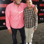 Godzilla Premiere Anthony Anderson 150x150 Check Out Images from the Godzilla Black Carpet Event