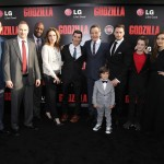 Godzilla Premiere Cast 150x150 Check Out Images from the Godzilla Black Carpet Event