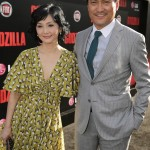Godzilla Premiere Ken Watanabe 150x150 Check Out Images from the Godzilla Black Carpet Event
