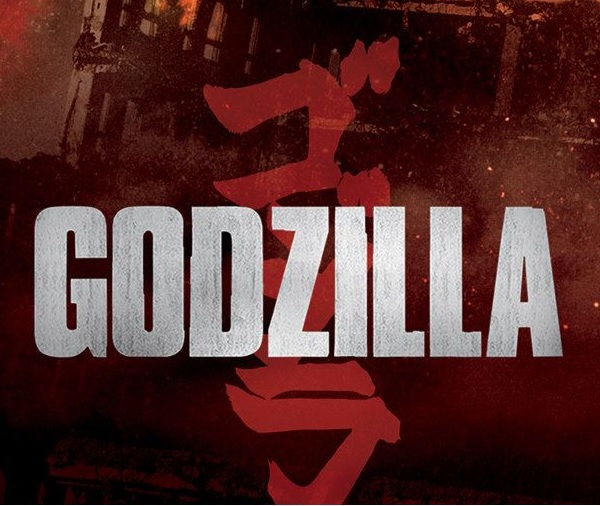 Godzilla poster logo Godzilla is Humongous in Three New Posters