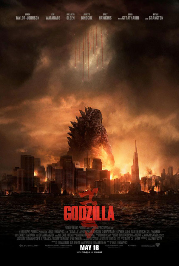 Godzilla Poster Godzilla Movie Review