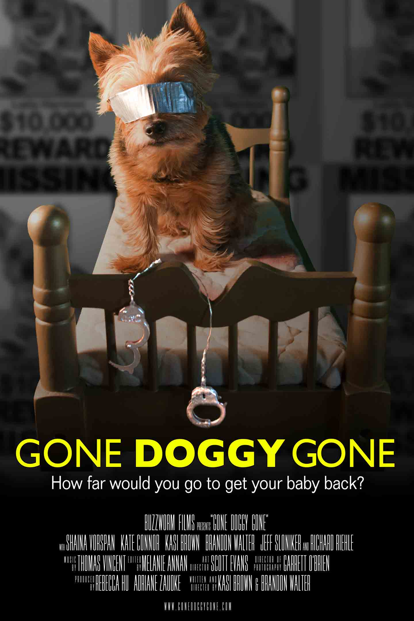 Gone Doggy Gone Movie