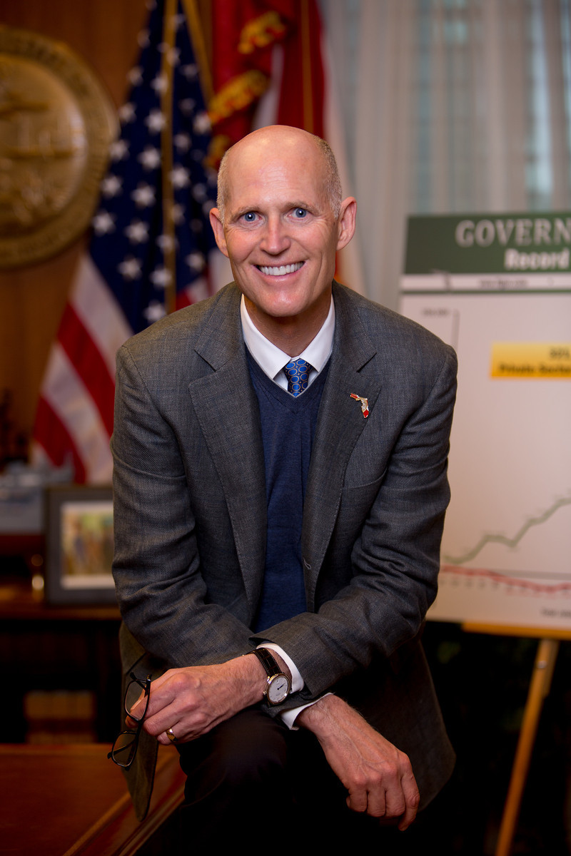 GovernorNEW Florida Gov. Rick Scott Hires Bill Scherer as Special Council for Failed Incentive Deal