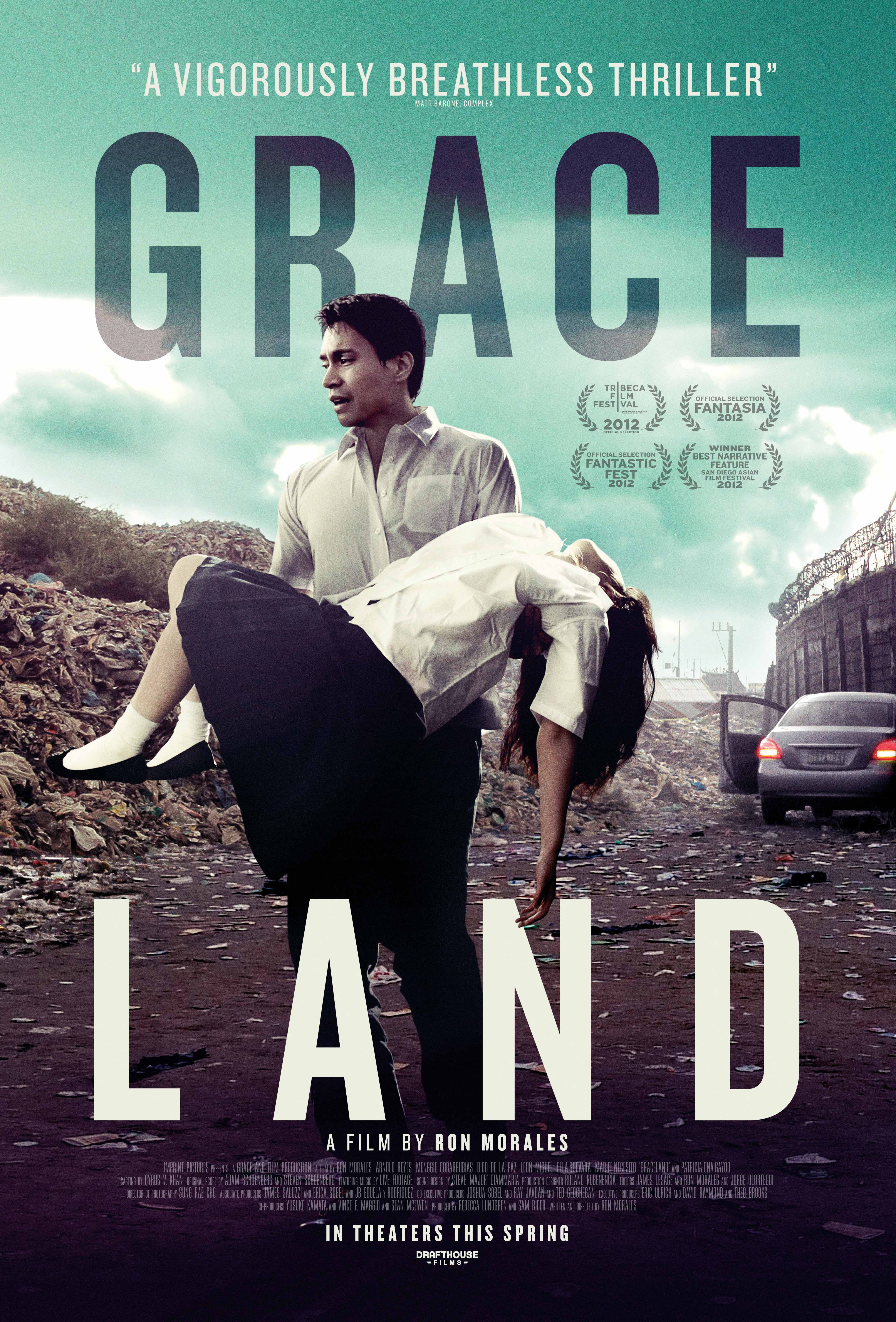 Drafthouse Films Thriller Graceland Receives Official Release Date