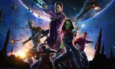 Guardians of the Galaxy Vol 2 Art