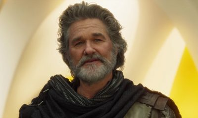 Kurt Russell in Guardians of the Galaxy Vol. 2