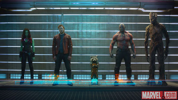 Guardians of the Galaxy Movie News Cheat Sheet: The Rock For DC, Boba Fett For A Spin Off & More