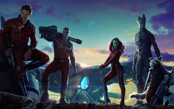 Guardians of the Galaxy1 Teaser Trailers for Guardians of the Galaxy Show More Awesomeness