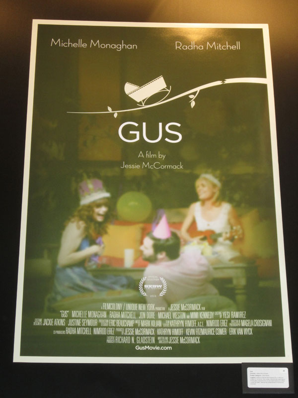 Gus SXSW Poster SXSW 2013: Posters For Some Girl(s), Cheap Thrills, Gus And More!