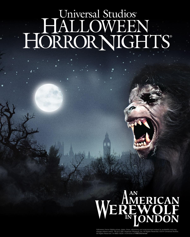 HHN USH 2014 American Werewolf with txt