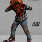 Halloween Horror Nights El Cucuy-Prisoner