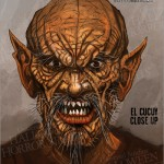 Halloween Horror Nights El Cucuy-El Cucuy 2
