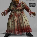 Halloween Horror Nights El Cucuy- Grandma