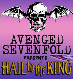 Hail to the King Avenge Sevenfold's Animated Series Hail to the King Now Available on Machinima