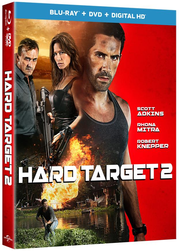 Hard Target 2 Blu-ray Giveaway Follows Scott Adkins Hunting His Captors