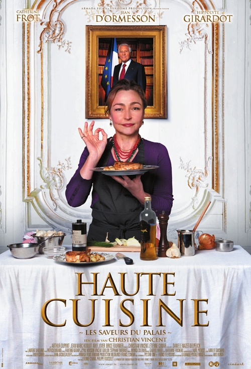 Haute Cuisine Movie Haute Cuisine Movie Review